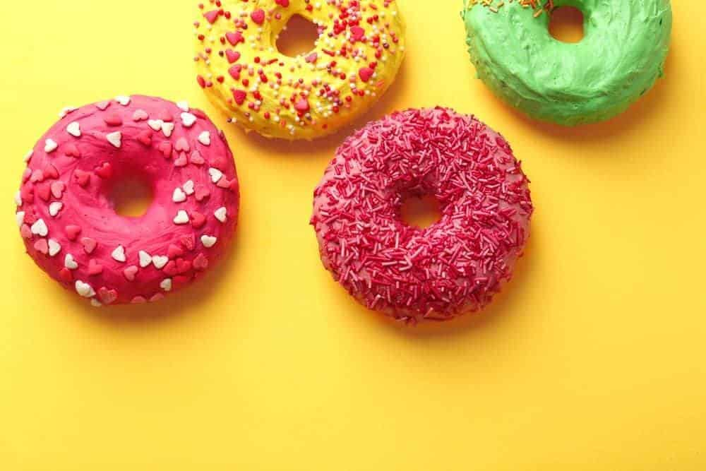 Donuts! From My Three Simple Steps: Best Practices for Optimizing Facebook Check-in